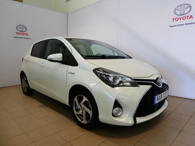 begagnad Toyota Yaris Hybrid EDITION FEEL