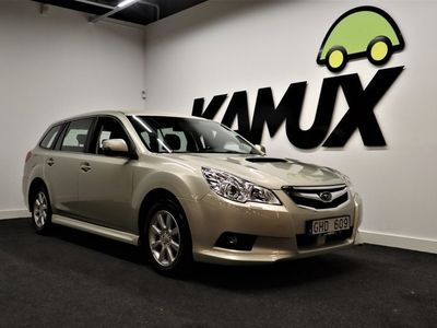 begagnad Subaru Legacy 2.0d AWD Business Drag