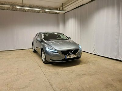 begagnad Volvo V40 T3 Business, On Call, Lastpaket, Klimatpaket, Strålkastare LED