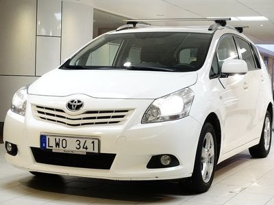 begagnad Toyota Verso 1.8 MAN EXECUTIVE V-HJUL BACKKAMERA TKG