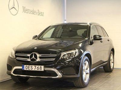 begagnad Mercedes GLC220 d 4M 4MATIC SUV