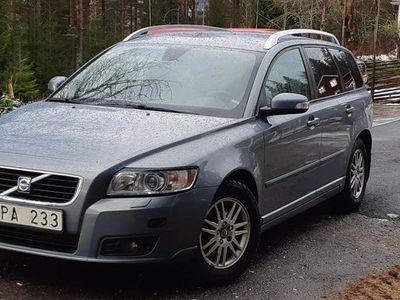 begagnad Volvo V50 1,8F summum