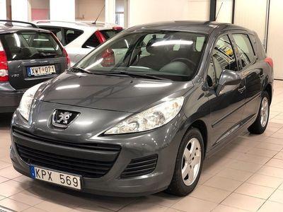 begagnad Peugeot 207 1.6 HDi 92hk   Ny Kamrem