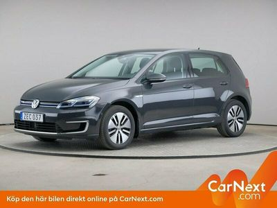 begagnad VW Golf E-Golf 35.8 kWh Nav