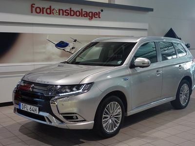 begagnad Mitsubishi Outlander P-HEV Plug-In Business X