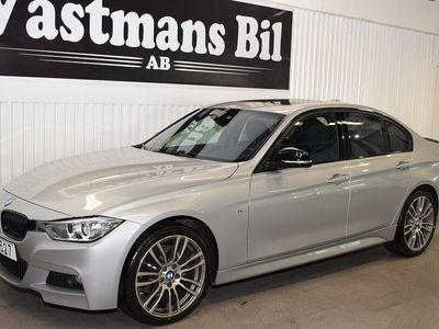 begagnad BMW 320 d 184hk/xDrive/M-Sport/Taklucka/auto -15