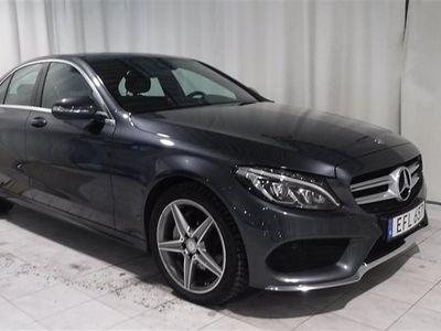 begagnad Mercedes C220 BluTec