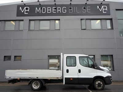 begagnad Iveco Daily Chassis DH 3.0 170hk Webasto Drag