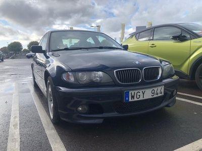 begagnad BMW 320 i M Sport, Sports Edition lågmil