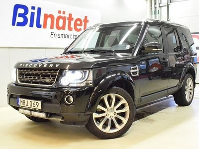 begagnad Land Rover Discovery 4 XXV SE SPEC