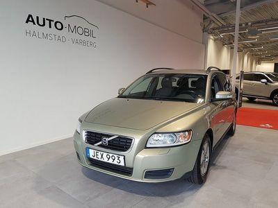 begagnad Volvo V50 1.6 D Kinetic 109hk -09
