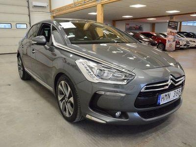begagnad Citroën DS5 2.0 HDi 163hk AUT / 5728MIL / SKINN / NAVI