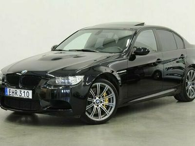 begagnad BMW M3 Sedan Drivelogic HÖSTPRIS 2010, Sedan 274 900 kr