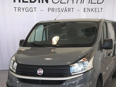 begagnad Fiat Talento L2H1 2017, Transportbil 187 375 kr