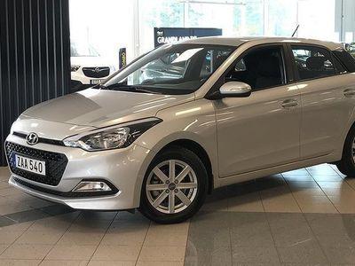begagnad Hyundai i20 1.2 Move!