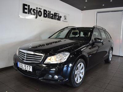 begagnad Mercedes C220 T CDI BlueEFFICIENCY Clas