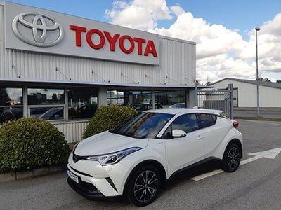 begagnad Toyota C-HR 1.8 | Hybrid CVT | Executive + JBL-Ljudsystem