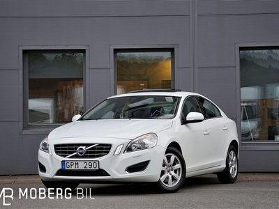 begagnad Volvo S60 D4 163hk Aut Momentum Skinn Lucka Navi