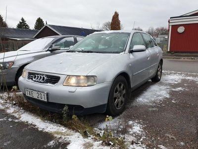 begagnad Audi A3 5-dörrar 1.8 T
