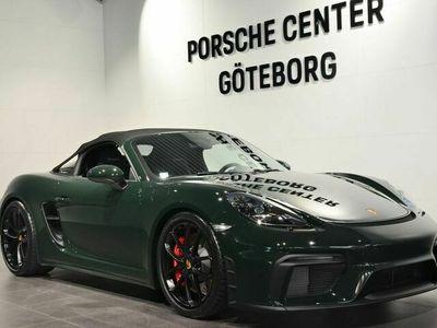 begagnad Porsche 718 Spyder Spyder