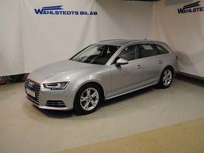 begagnad Audi A4 AVANT 150 TDI SPORT Navigation