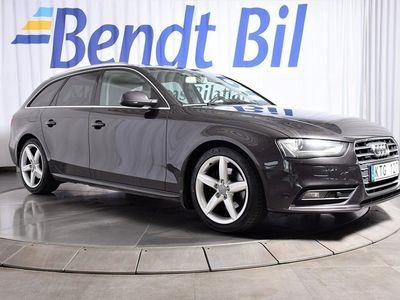 begagnad Audi A4 Avant 2.0TDI / Sports Edition / Quattro / 2.95% ränta