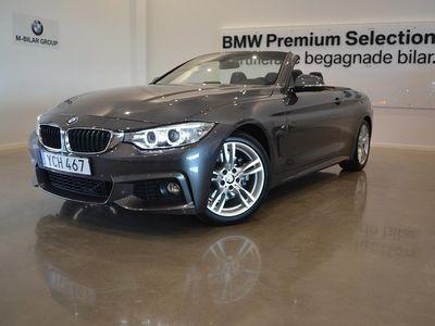 begagnad BMW 430 i Convertible/ M-Sport/ Adaptiv farth -16