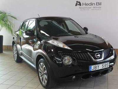 begagnad Nissan Juke 1,6 Acenta Sport Automat 2013, SUV 139 900 kr