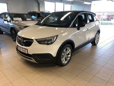 begagnad Opel Crossland X 1.2 Turbo Dynamic Vhjul 110h