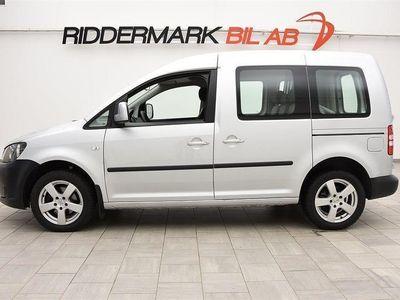 begagnad VW Caddy MPV 2.0 109hk 4527MIL 0:- KONTANT 2014