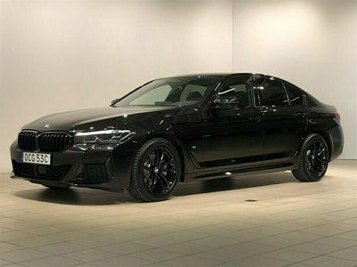 begagnad BMW 520 d xDrive Sedan M Sport Navi Värmare Fartpilot Drag
