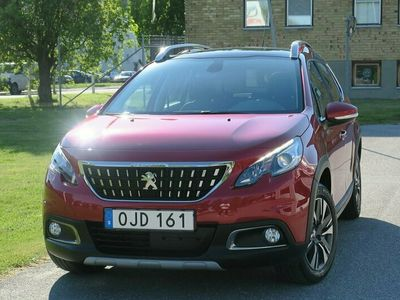 begagnad Peugeot 2008 1,6 HDi Allure