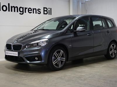 begagnad BMW 220 Gran Tourer i Model Sport / Backkamer -18