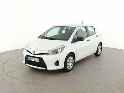 begagnad Toyota Yaris Hybrid 1.5 VVT-i CVT / Värmare