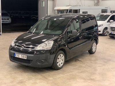 begagnad Citroën Berlingo III 1.6 HDi Skåp (90hk)