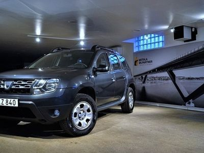begagnad Dacia Duster 1.5 dCi 4x4 109hk / Lauréate