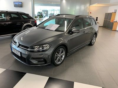 begagnad VW Golf Sportscombi 1.5 HLBM 110TSI D7F TSI