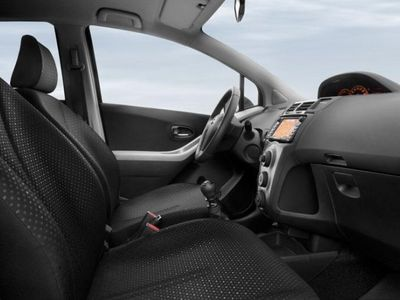 gebraucht Toyota Yaris 1,33 5-D - Gotlandsbil -10