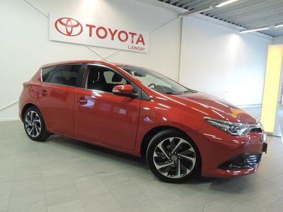 begagnad Toyota Auris 1.6 D-4D