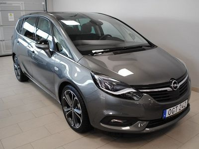 begagnad Opel Zafira Tourer Business 50CDTI 170hk AT6