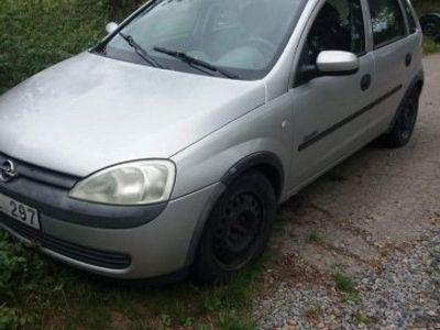begagnad Opel Corsa 1.2 Comfor -01