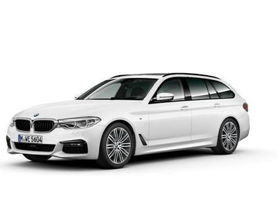 begagnad BMW 520 d xDrive Touring Innovation Edition Da+