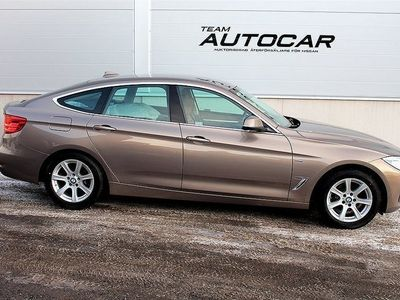 begagnad BMW 320 Gran Turismo D luxury line vhjul