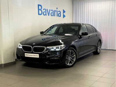 begagnad BMW 530 e xDrive iPerformance Sedan M-Sport Nav Drag HiFi Nypris 645 000 Kr
