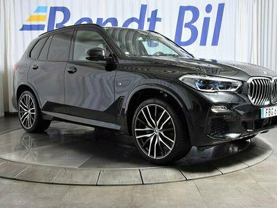 begagnad BMW X5 30d M Sport / Värmare / Innovation