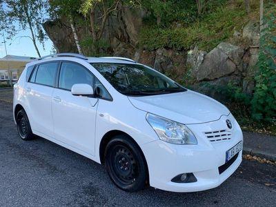 begagnad Toyota Verso 2.0 D-4D 7-sits 126hk