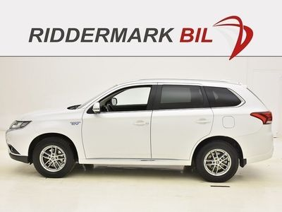 gebraucht Mitsubishi Outlander 2.0 PHEV 4WD 203hk Business NAVI