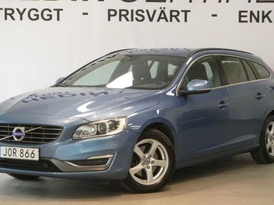 begagnad Volvo V60 D2 Aut Momentum Voc Drag Navi
