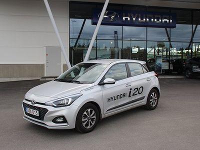 begagnad Hyundai i20 1.2 Premium -19