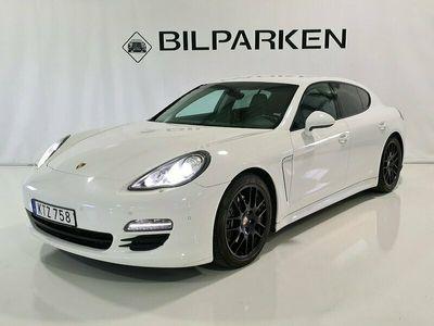 begagnad Porsche Panamera 4 PDK Sport Chrono 300HK Navi Skinn
